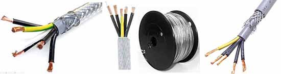 purchase 5 core SY cable with free sample