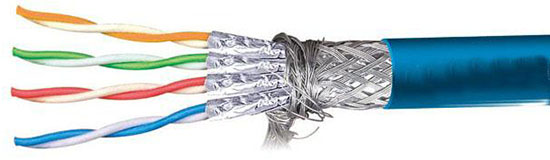 16 awg shielded twisted pair cable suppliers