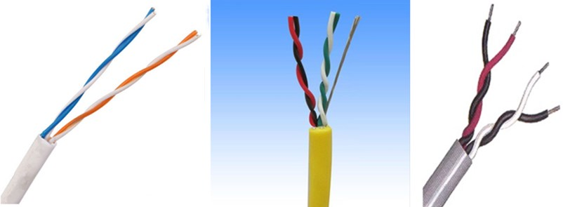 2 pair shielded twisted pair cable and UPT cable manufacturers -- HDC