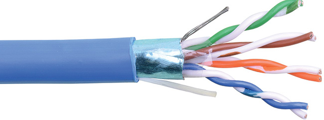 24 twisted pair shielded cable manufacturers