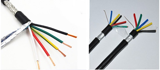 5 core shielded cable factory