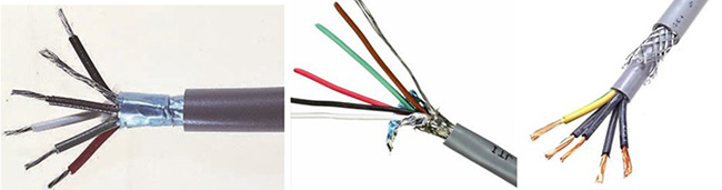 5 core shielded cable suppliers -- Huadong