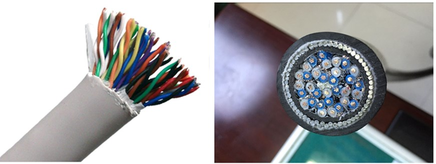 buy 24 pair cable, 16 pair cable from HDC