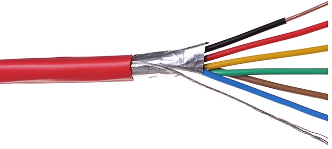 buy quality 6 core shielded cable in HDC