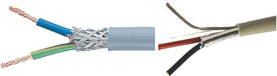 cheap twin core shielded cable