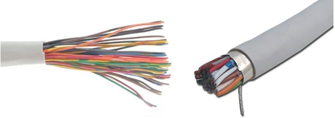 customize 12 pair cable for sale