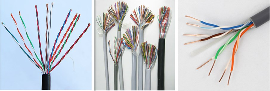 customize 16 awg twisted pair cable -- HDC
