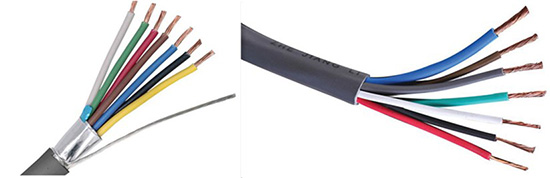 customize 7 core shielded cable manufacturers