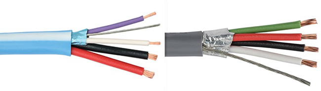 low price 4 wire shielded wire for sale