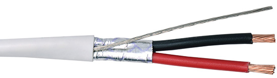 low price two core shielded cable for sale