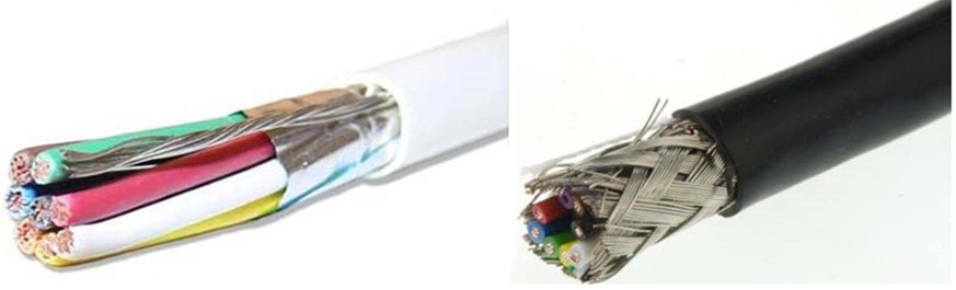 purchase 8 core shielded cable at cheap price