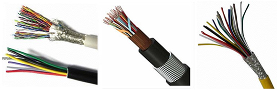 xlpe armoured multicore shielded control cable